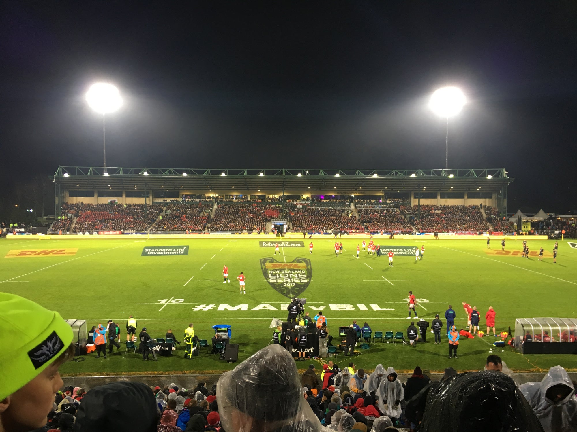 First XV Rugbystuff.com tours New Zealand with the 2017 British & Irish Lions - Part 1