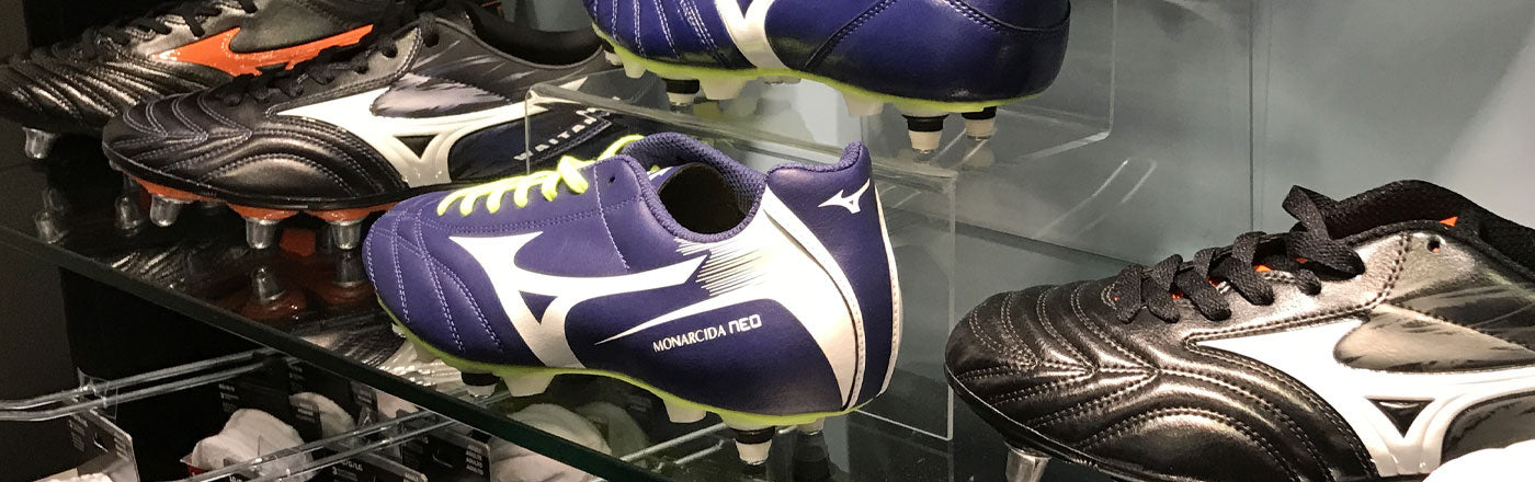 new product f6ff9 77faf Mizuno Boots are back at First XV - First XV rugbystuff.com