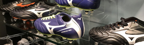 Mizuno Boots are back at First XV