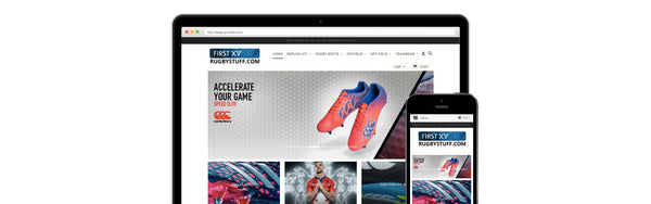 Welcome to the brand new Rugbystuff.com