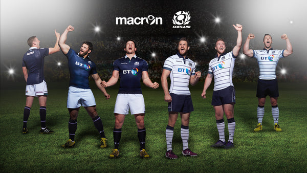 Unveiled The Brand New Scotland Kit for 2016-17