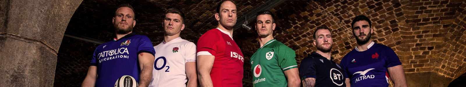 Six Nations 2020 Week 1 | WAL v ITA | IRE v SCO | FRA v ENG