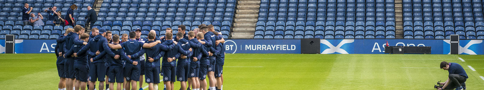 Scotland Squad for 2020 Guinness Six Nations Announced