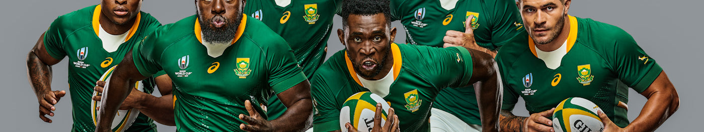 NEW: Springboks reveal Rugby World Cup 2019 Replica Shirt