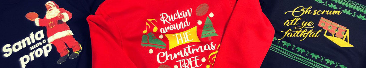 Rugby Christmas Presents & Gift Guides