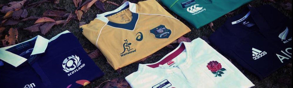 Rugby Autumn Internationals November 2017