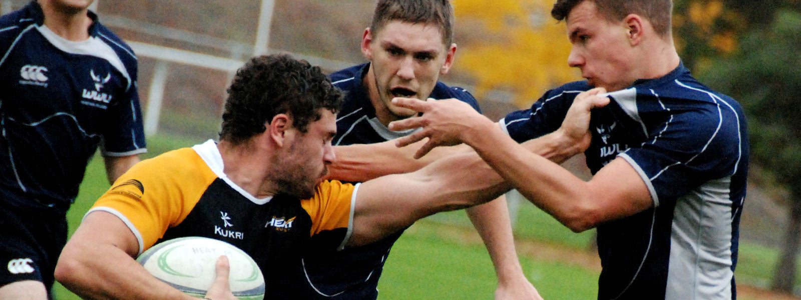 Shoulder Injuries in Rugby - Part 1