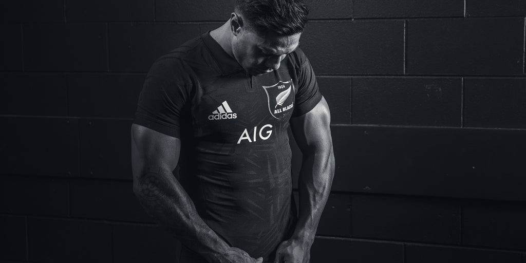 4e7deb93766 Adidas and New Zealand Rugby unveil special edition All Blacks jersey