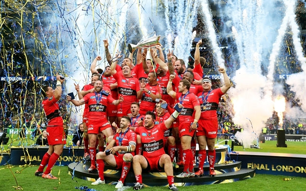 ASM Clermont Auvergne v RC Toulon - European Rugby Champions Cup Final   ***BESTPIX***