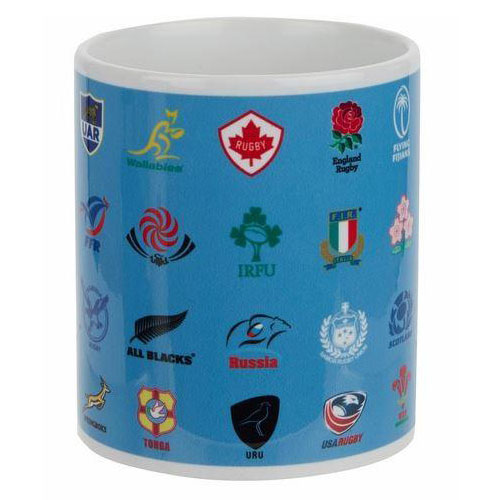 Rugby World Cup 2019 20 Nations Mug