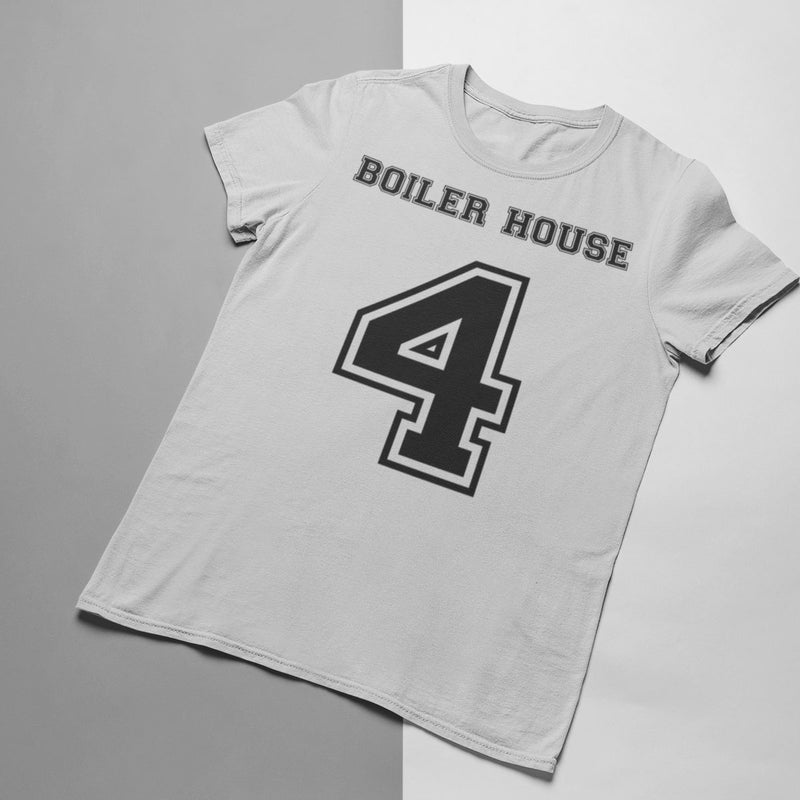Boiler House Number 4 Rugby Tee