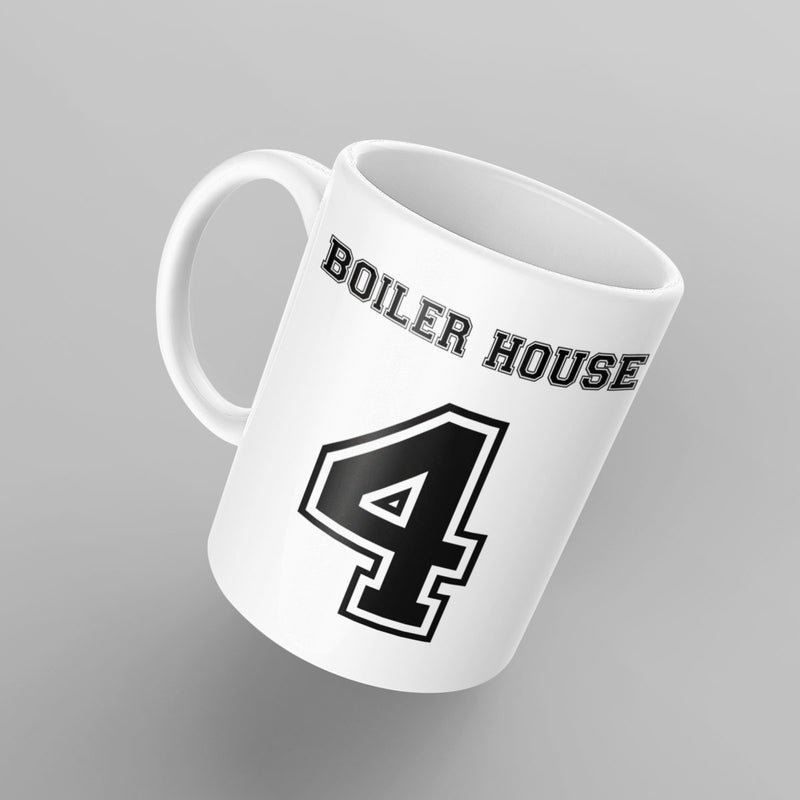 Boiler House Number 4 Rugby Mug - First XV rugbystuff.com