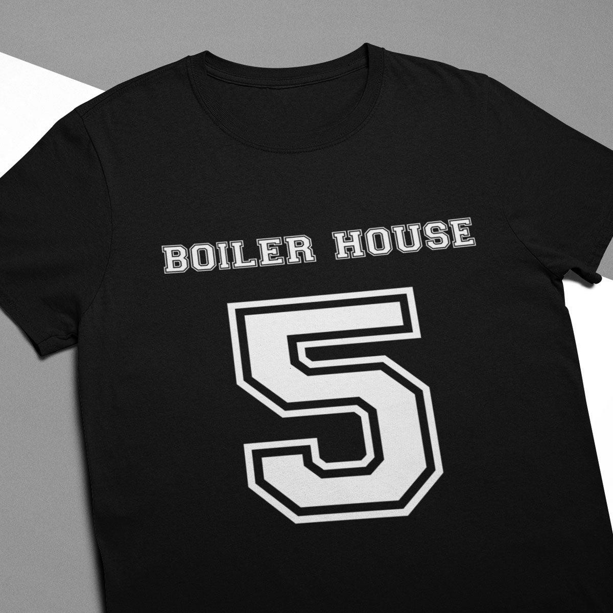 Boiler House Number 5 Rugby Tee