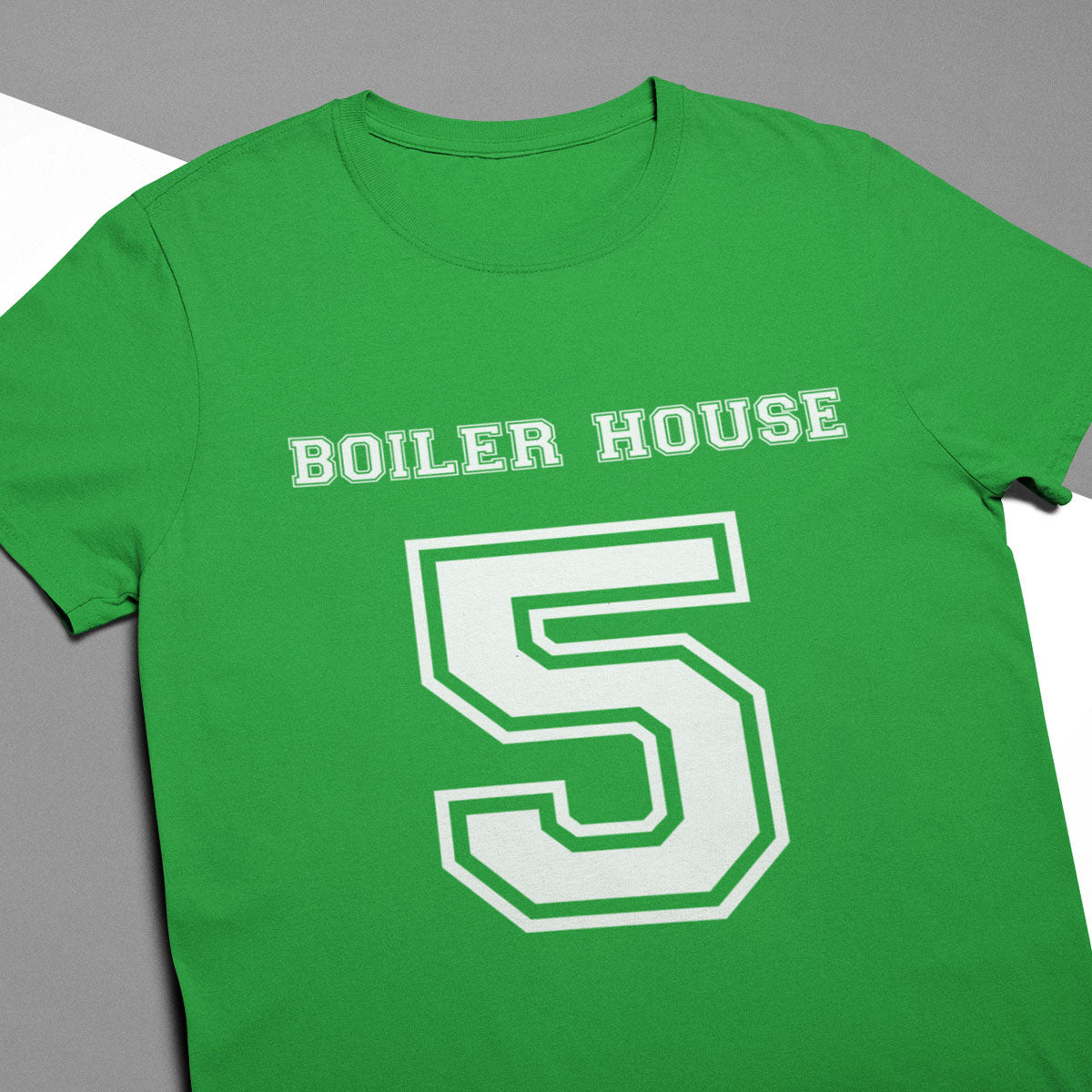 Boiler House Number 5 Rugby Tee - First XV rugbystuff.com