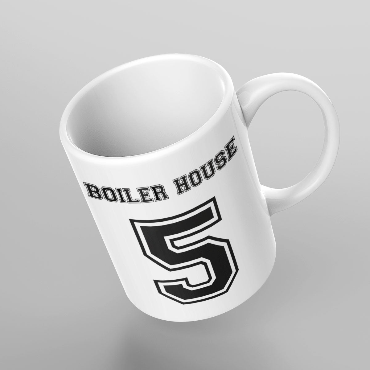 Boiler House Number 5 Rugby Mug - First XV rugbystuff.com