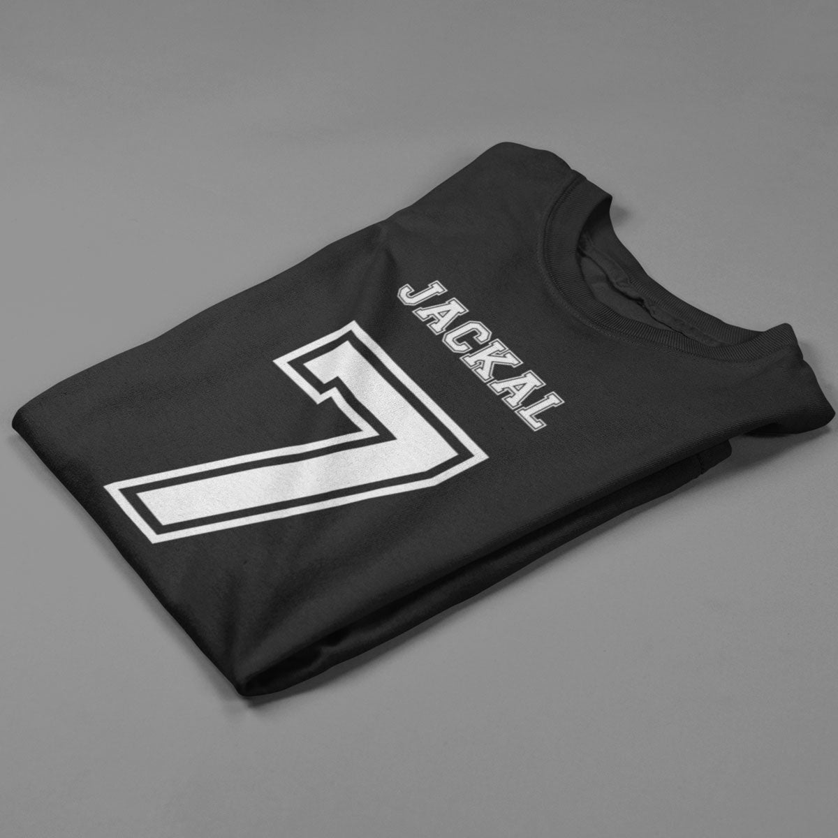 Jackal Number 7 Rugby Tee - First XV rugbystuff.com