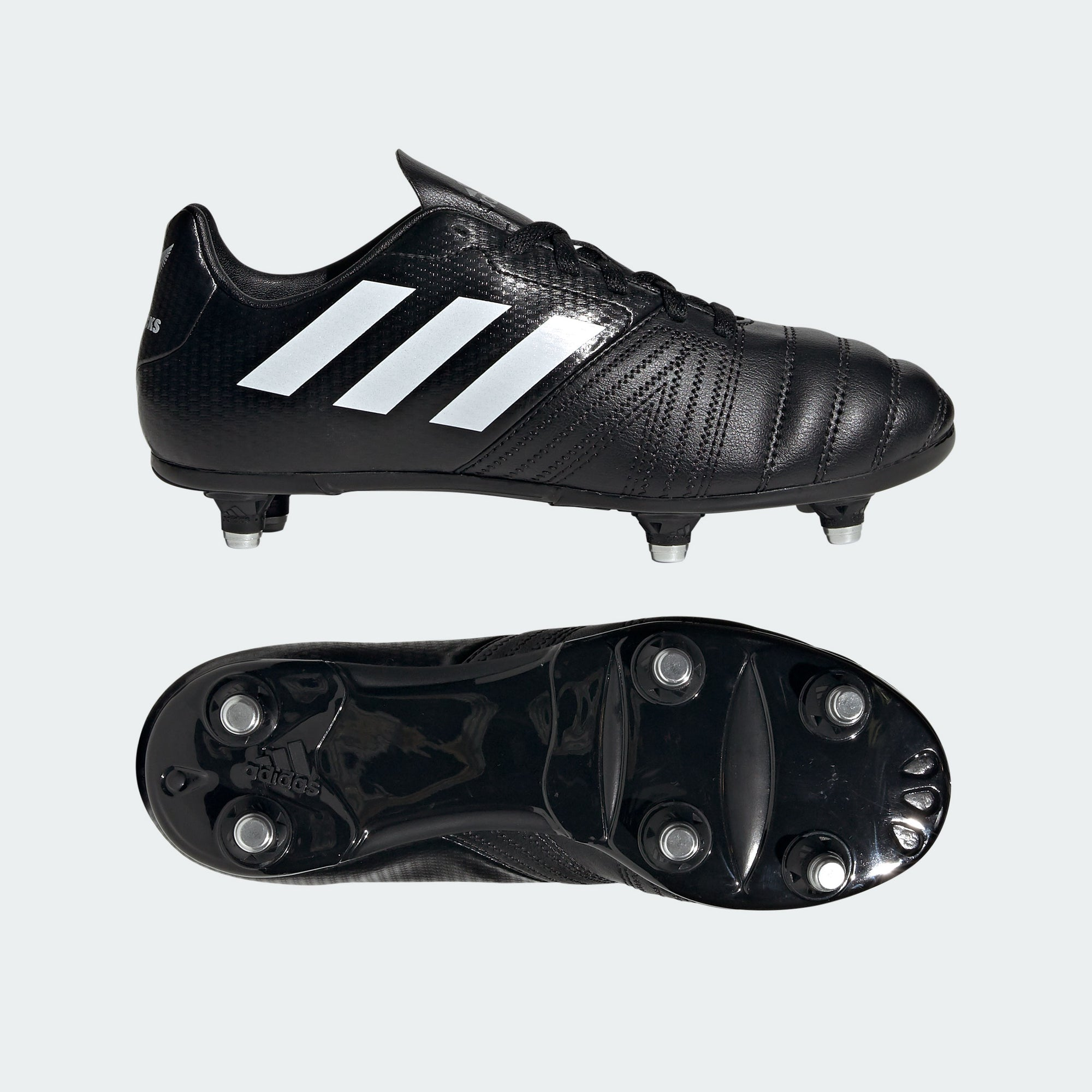 All Blacks SG Junior Rugby Boots Core Black