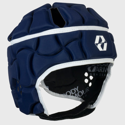 Club Rugby Headguard Navy - First XV rugbystuff.com