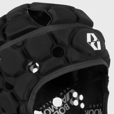 Ventilator Rugby Headguard Black - First XV rugbystuff.com