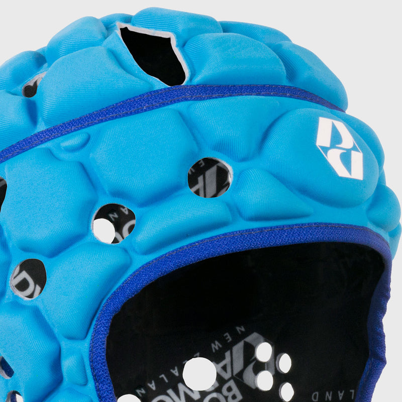 Ventilator Rugby Headguard Mid Blue