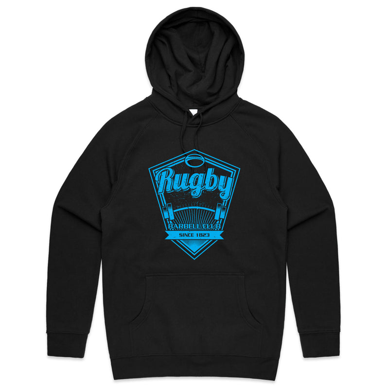 Barbell Club Rugby Hoody