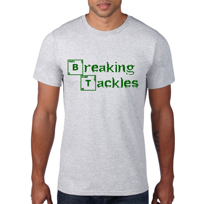 Breaking Tackles Rugby Tee - First XV rugbystuff.com