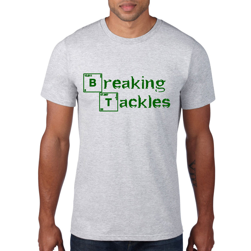 Breaking Tackles Rugby Tee