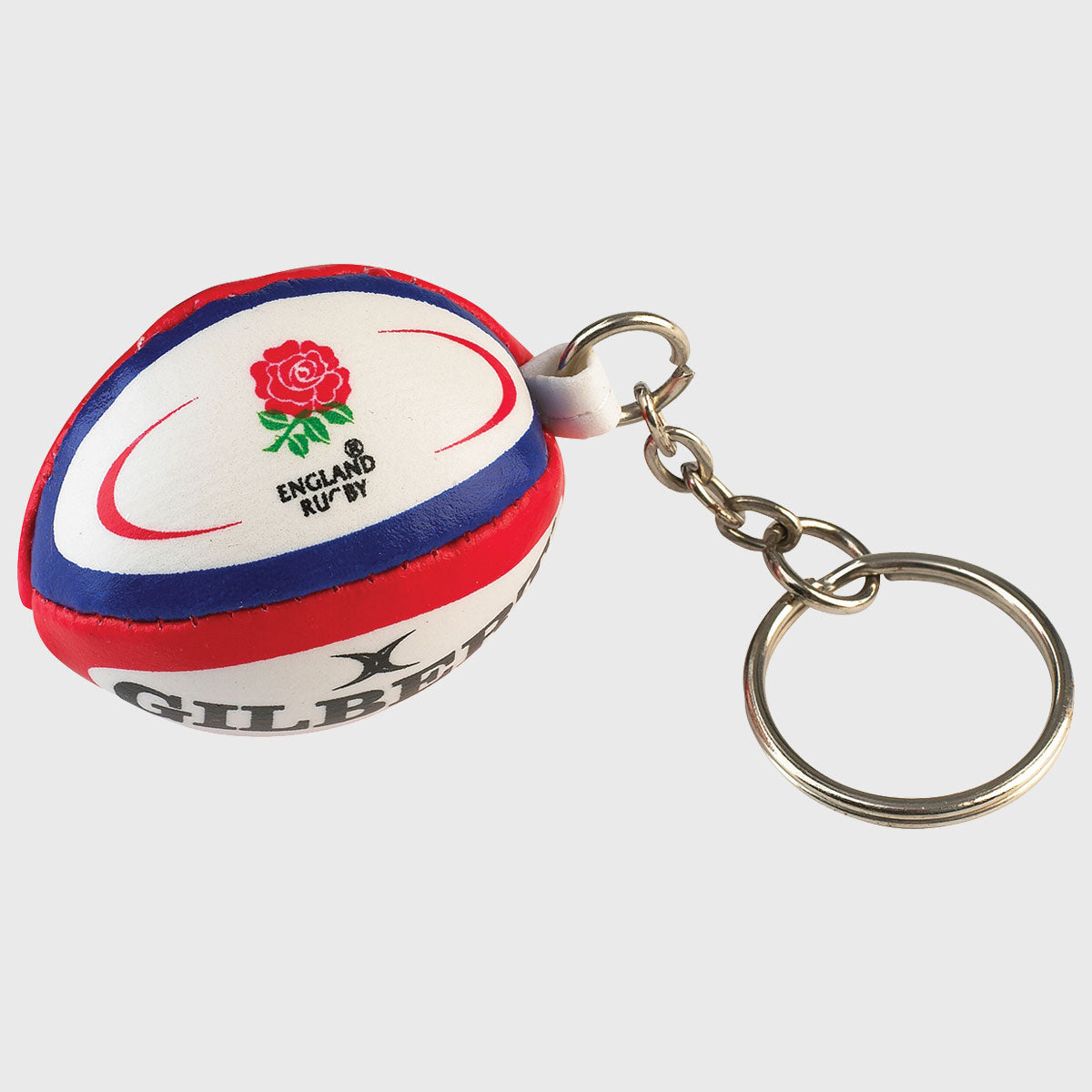 England Rugby Ball Keyring