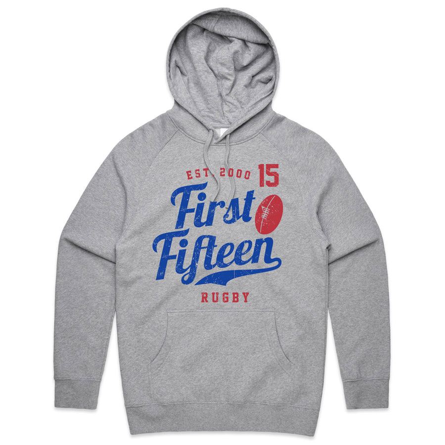 First Fifteen Rugby Hoody