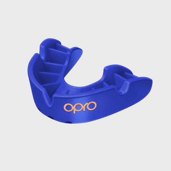 Bronze Gen4 Mouthguard Blue