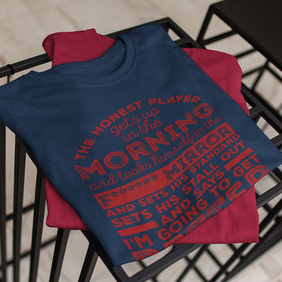 Kid's The Honest Player Rugby Tee