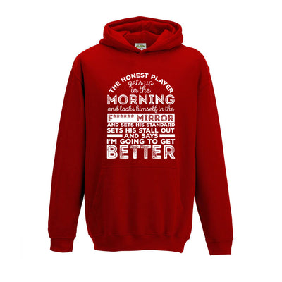 Kid's The Honest Player Rugby Hoody
