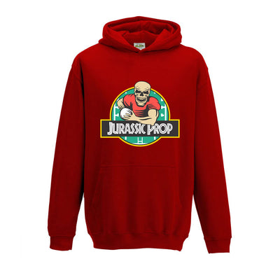 Kid's Jurassic Prop Rugby Hoody - First XV rugbystuff.com