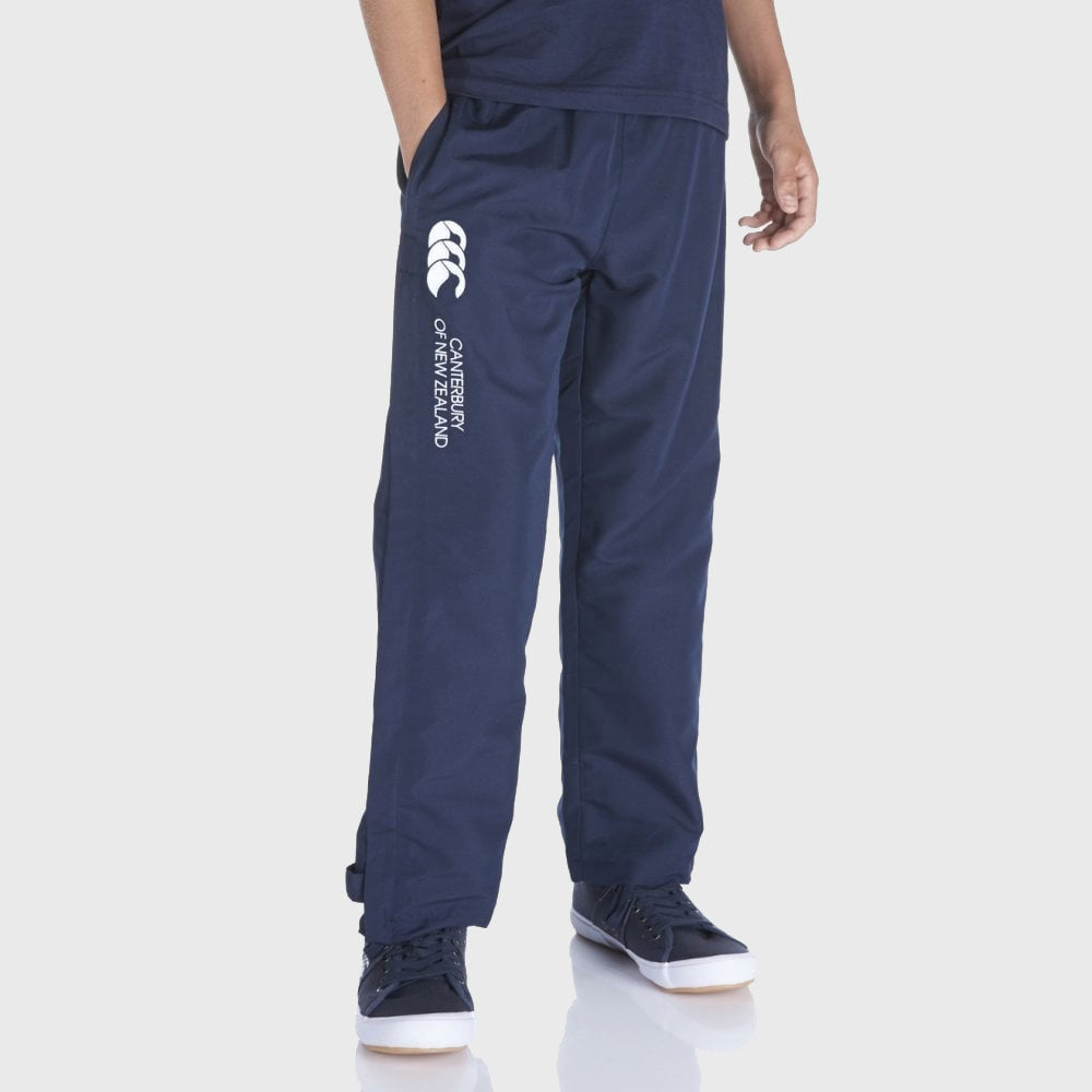 Kid's Open Hem Stadium Pants Navy - First XV rugbystuff.com