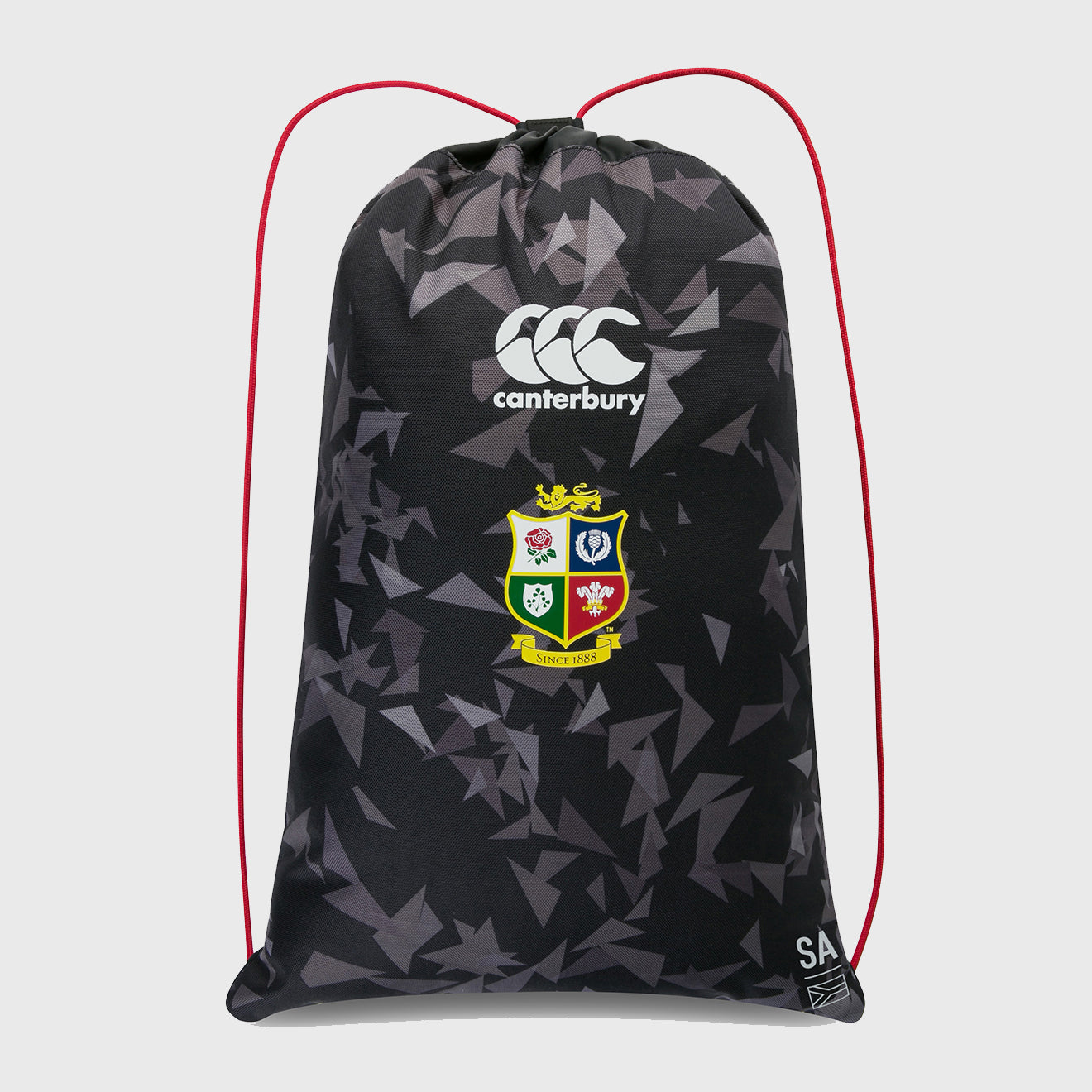 British & Irish Lions SA 2021 Gym Sack