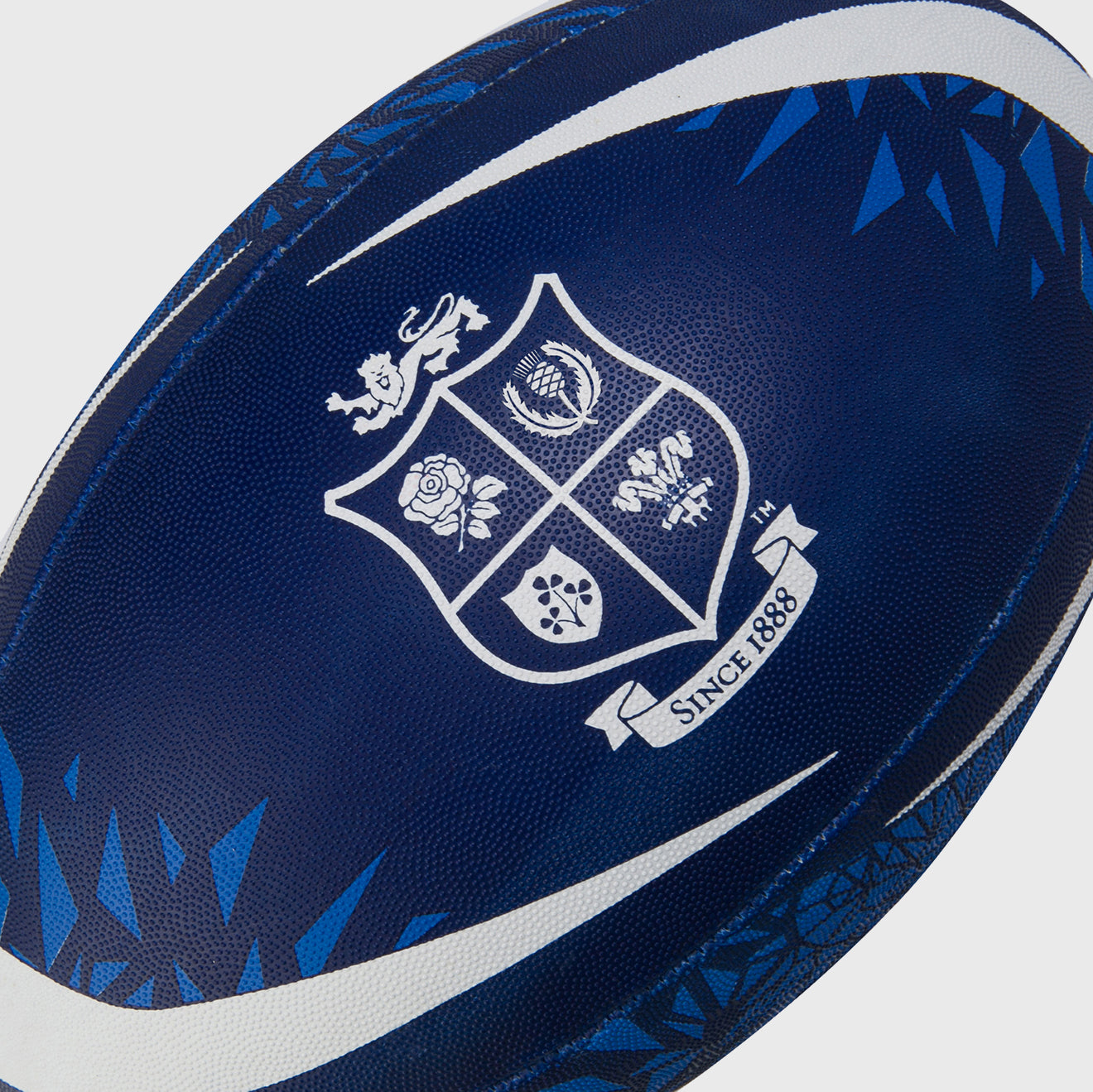 British & Irish Lions SA 2021 Thrillseeker Supporter Rugby Ball Navy