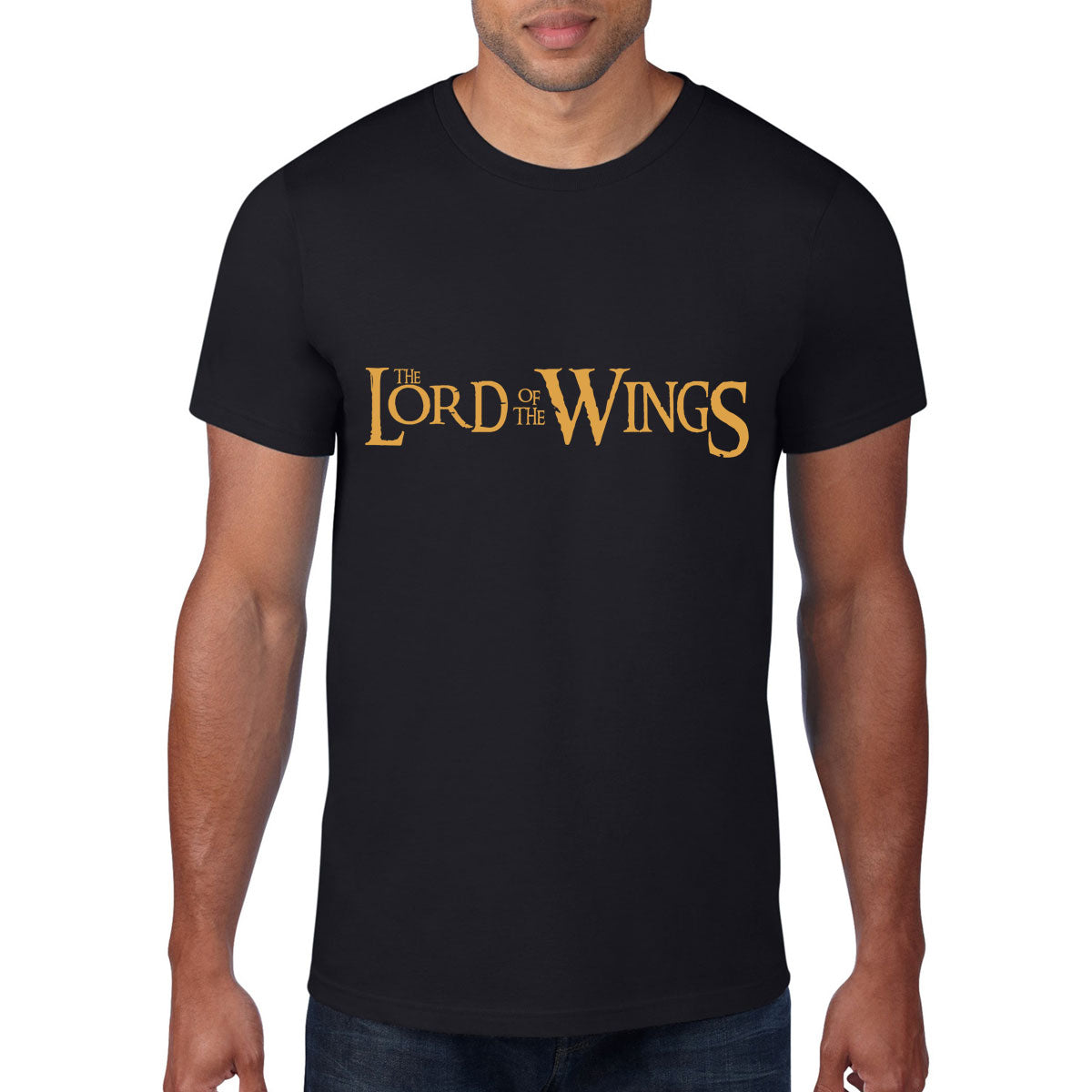 Lord Of The Wings Rugby Tee - First XV rugbystuff.com