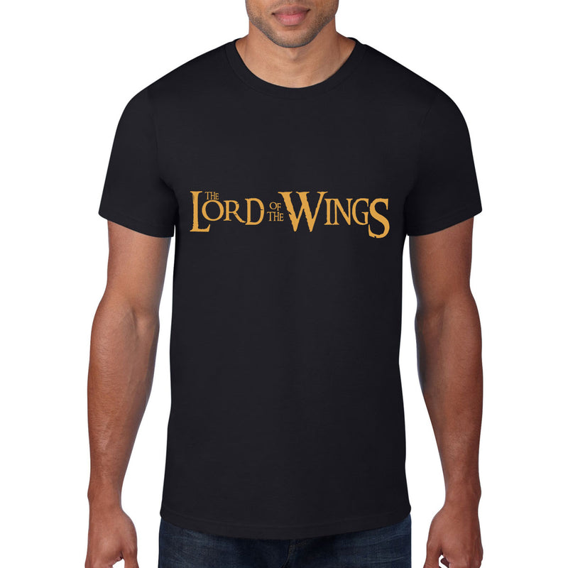 Lord Of The Wings Rugby Tee