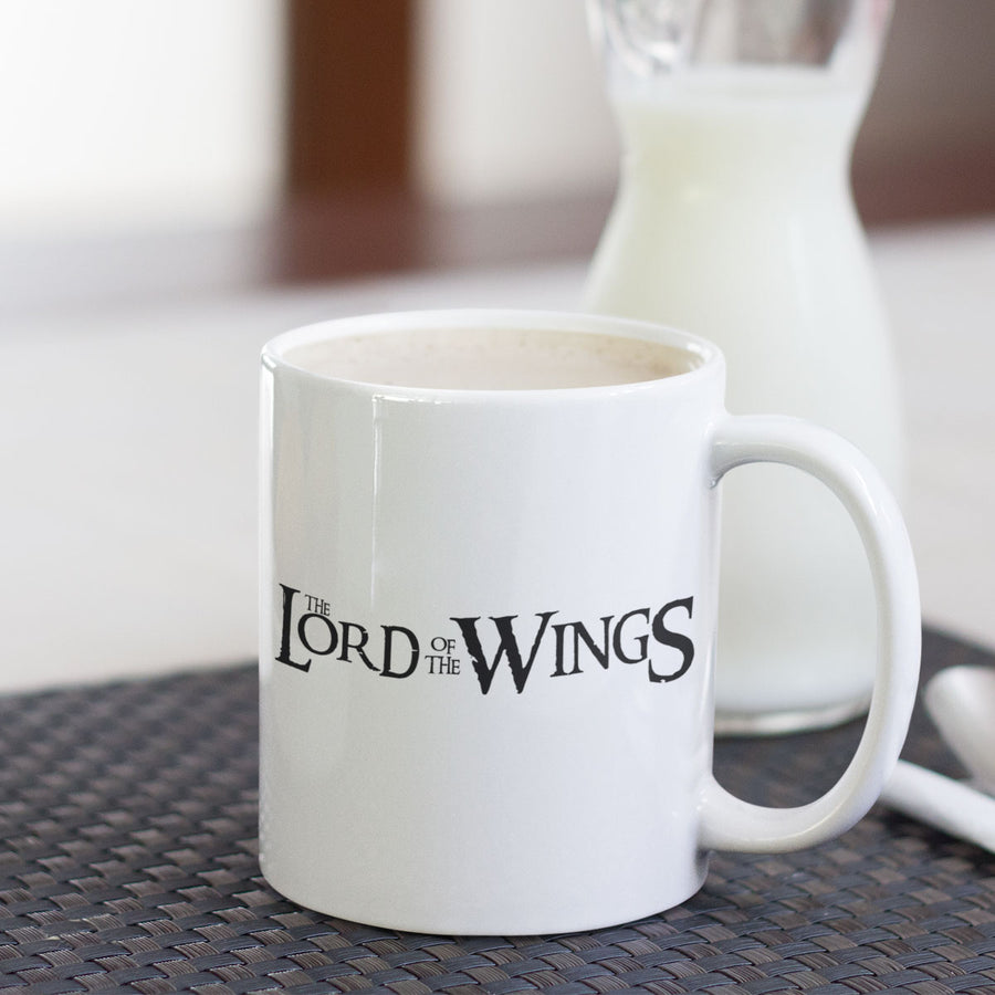 Lord Of The Wings Rugby Mug