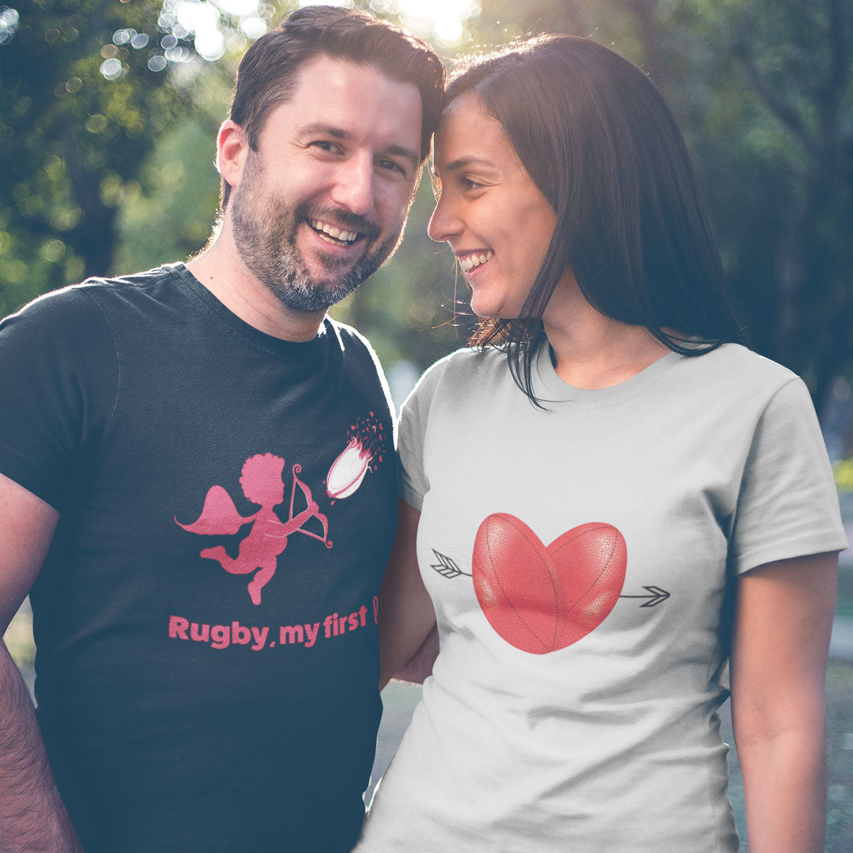 Rugby, My First Love Tee