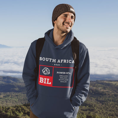 Unisex Power of 4 South Africa 2021 Rugby Hoody - First XV rugbystuff.com