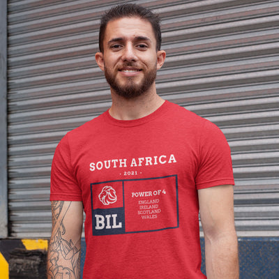 Power of 4 South Africa 2021 Tee
