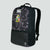 British & Irish Lions SA 2021 Medium Backpack Black