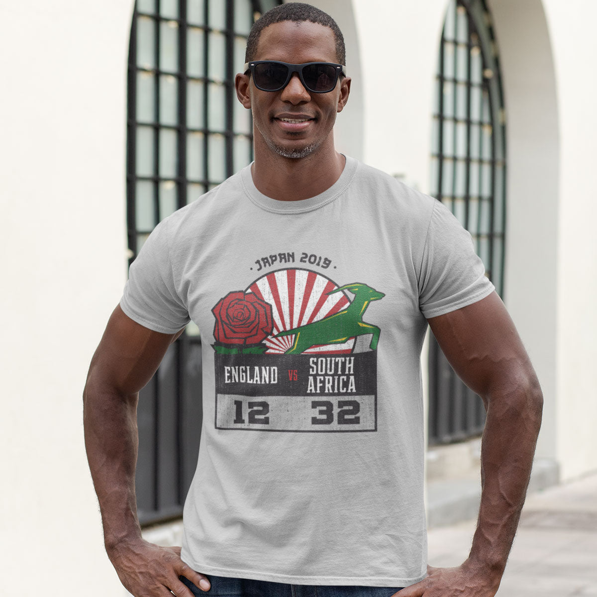 Men's Japan 2019 Final Score Tee - First XV rugbystuff.com