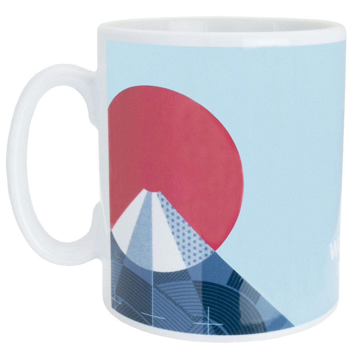 Rugby World Cup 2019 Logo Mug