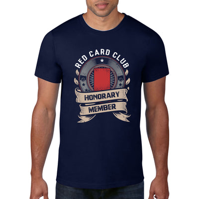 Red Card Club Rugby Tee