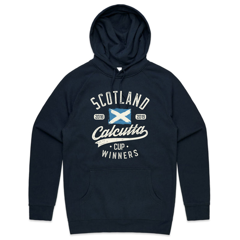 Scotland 2018 & 2019 Calcutta Cup Winners Hoody