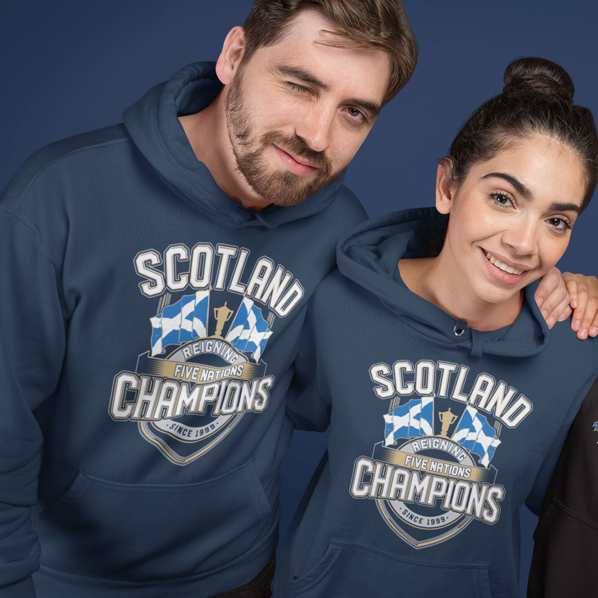 Scotland Reigning Five Nations Champions Hoody