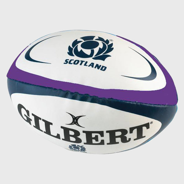 Scotland Replica Sponge Rugby Ball