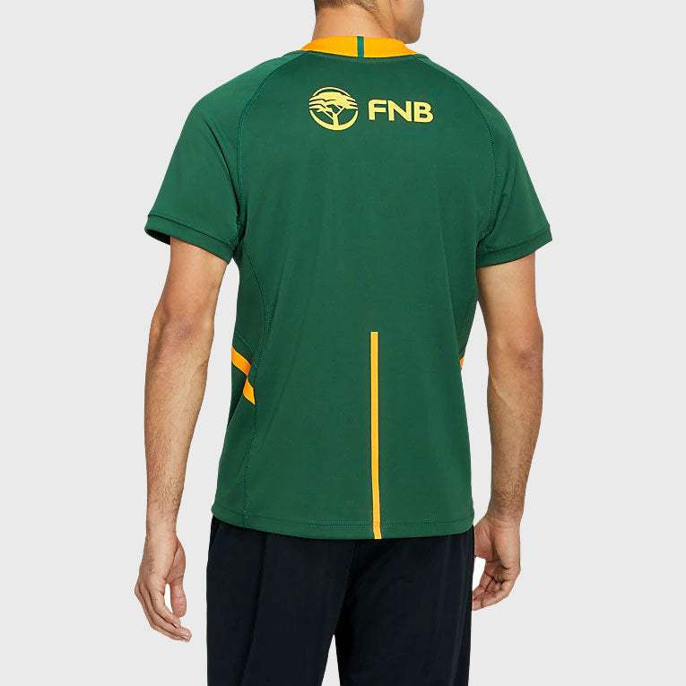 South Africa Springboks Home Replica Rugby Shirt 2020 - First XV rugbystuff.com